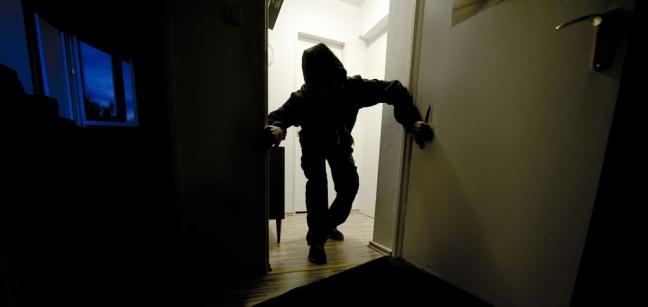 Furto in casa, il reato più impunito